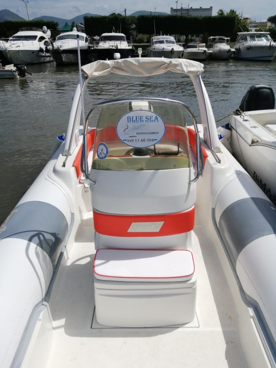RIB for rent Terracina at the best price