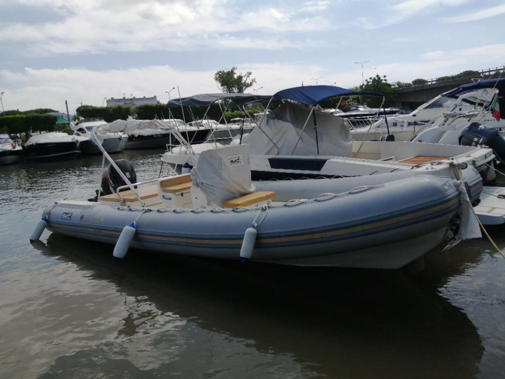 Hire RIB with or without skipper Bwa Terracina