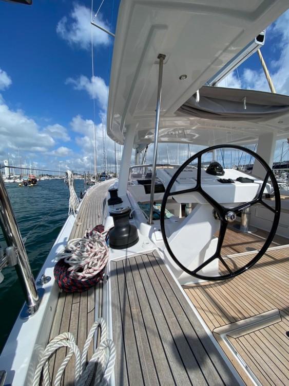 Boat rental Hanse Hanse 588 in Arzon on Samboat