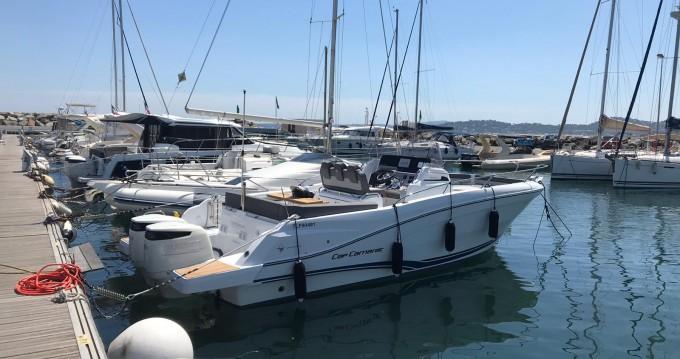 Rental yacht Sainte-Maxime - Jeanneau Cap Camarat 9 CC on SamBoat