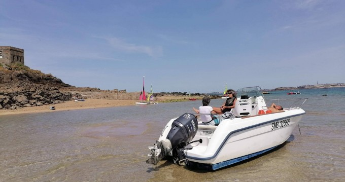 Boat rental Le Minihic-sur-Rance cheap Flyer 570