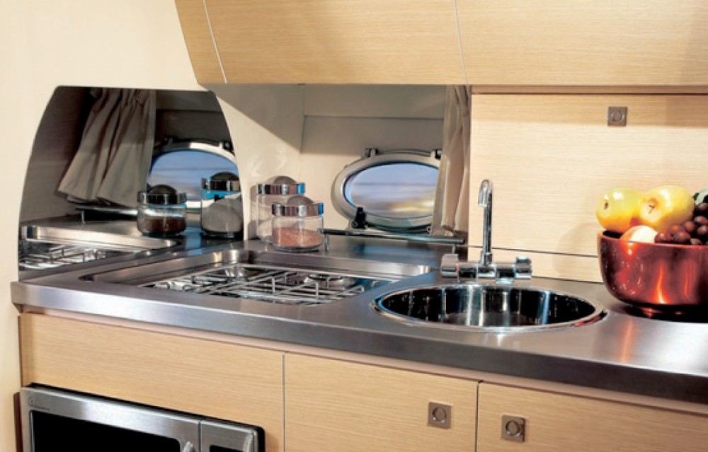 Sessa Marine C30 between personal and professional Barcelona