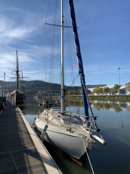 Rental Sailboat in Hendaye - Bénéteau First 30