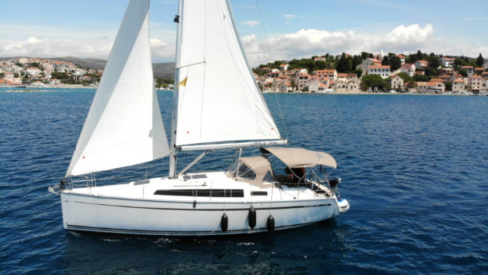 Bavaria Bavaria Cruiser 34 - 2 cab. between personal and professional Rogoznica