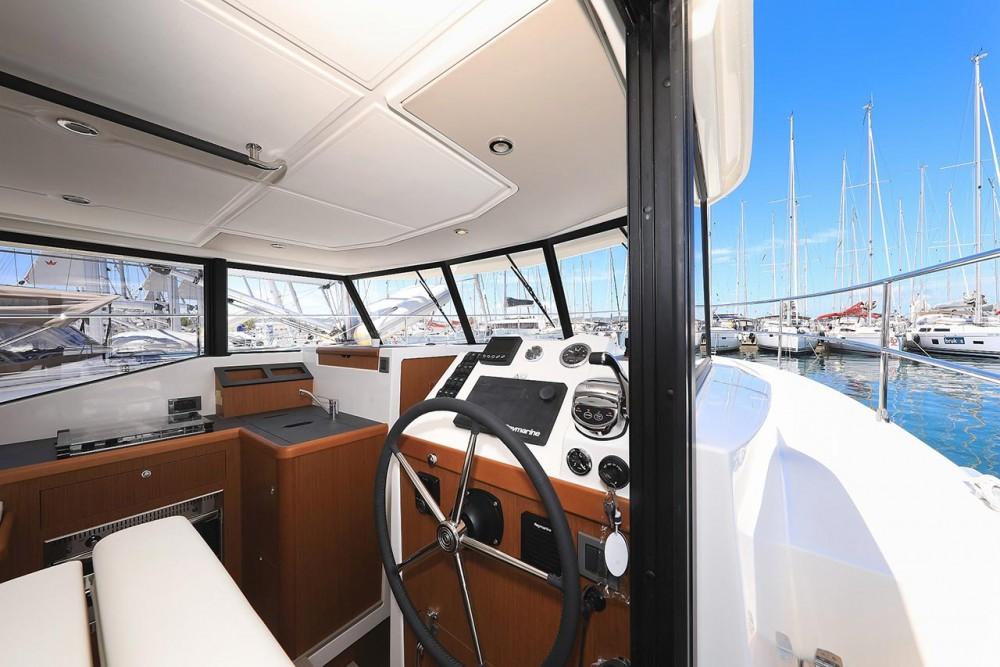 Bénéteau Swift Trawler 35 between personal and professional Croatia