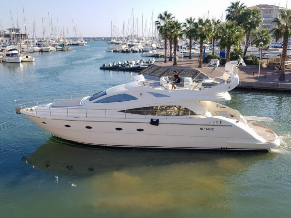 Aicon 56 Fly between personal and professional Fréjus