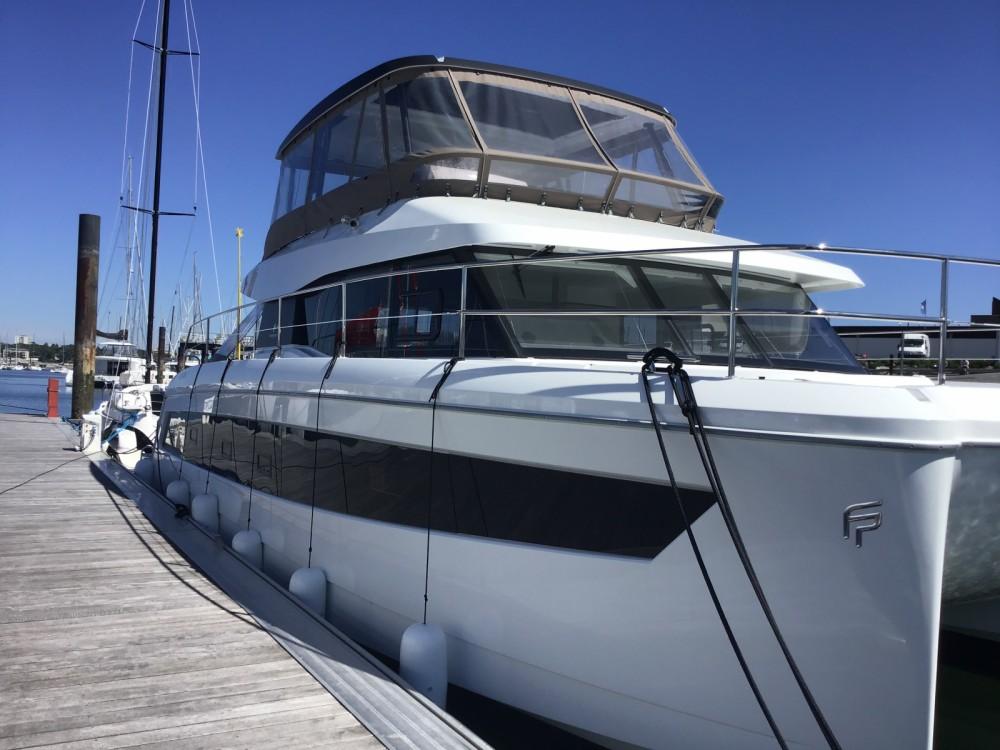 Rental yacht Fréjus - Fountaine Pajot 44 Fly  on SamBoat
