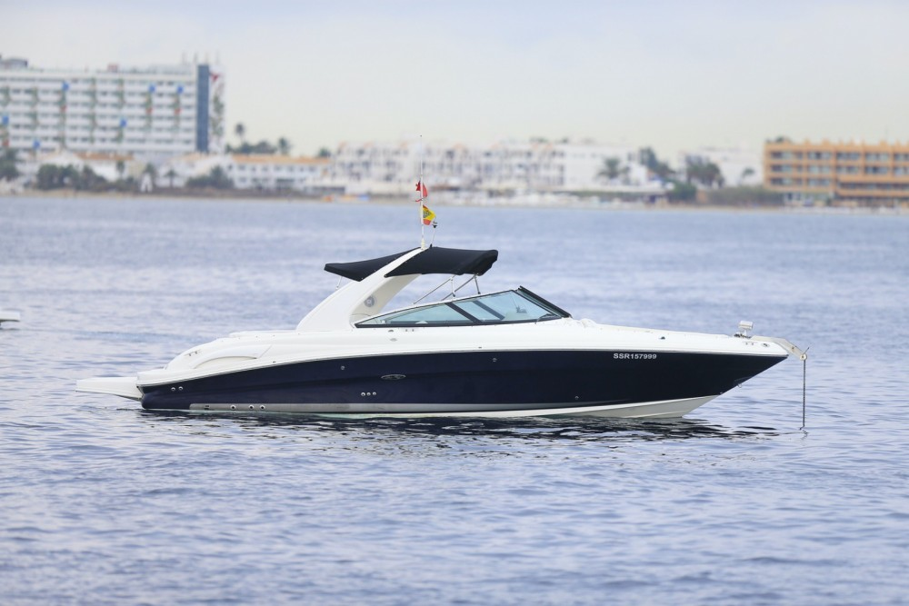 Hire Motorboat with or without skipper Sea Ray Îles Baléares