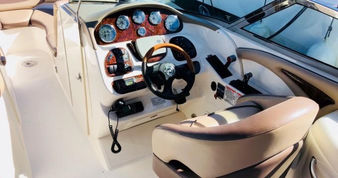 Boat rental Sea Ray Sea Ray 295 Bow Rider in Ibiza Town on Samboat