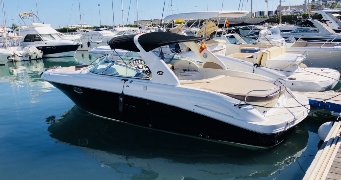 Rental Motorboat in Ibiza Town - Sea Ray Sea Ray 295 Bow Rider