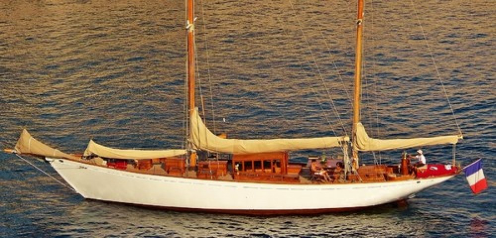 Rental Sailboat in Marseille - Severi 1930