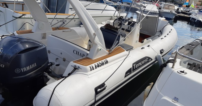Capelli Tempest 770 between personal and professional Grimaud
