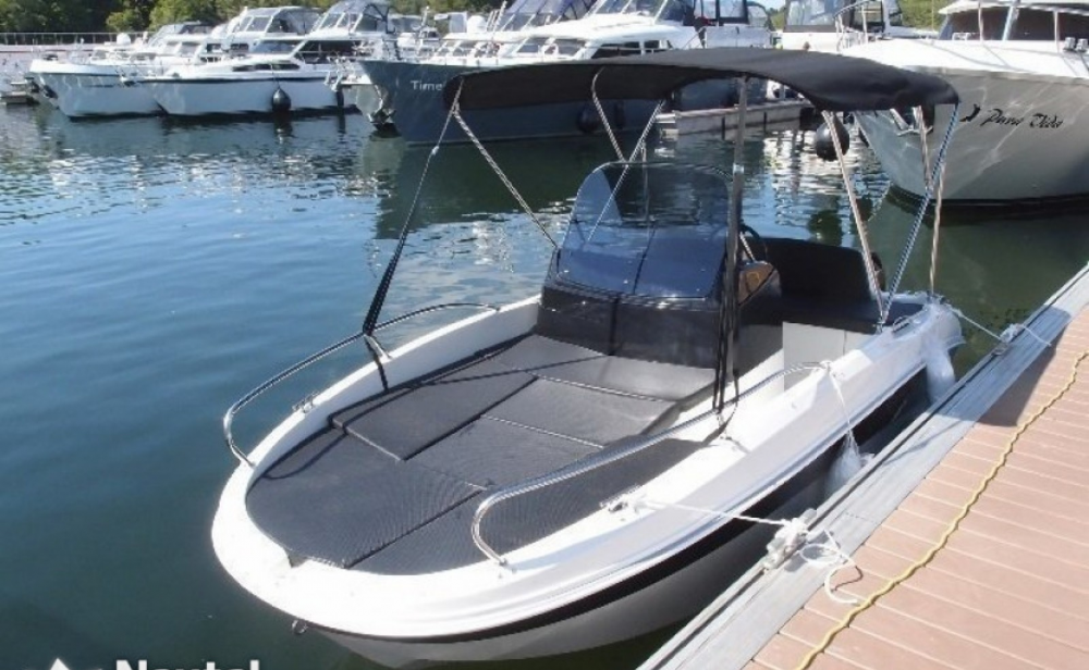 Boat rental Ciutadella cheap Open 450