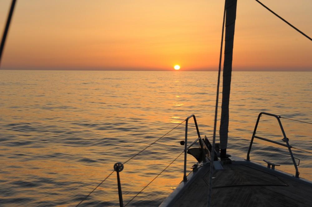 Boat rental Hyères cheap Grand Soleil 46