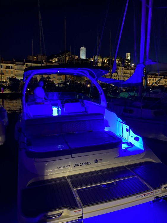 Hire Motorboat with or without skipper Sea Ray Cannes