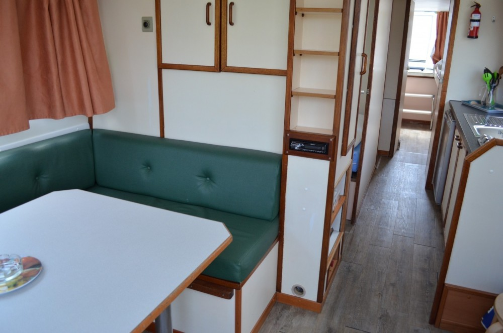 Rental Canal boat in Languimberg - Les Canalous Espade Concept Fly