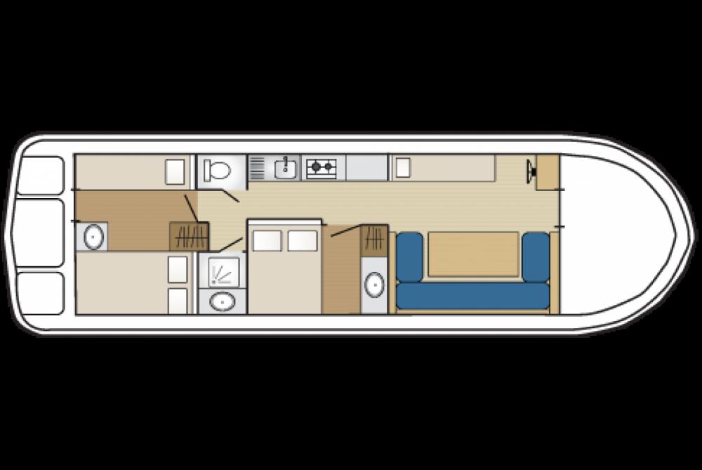 Rental yacht Languimberg - Les Canalous Espade Concept Fly on SamBoat