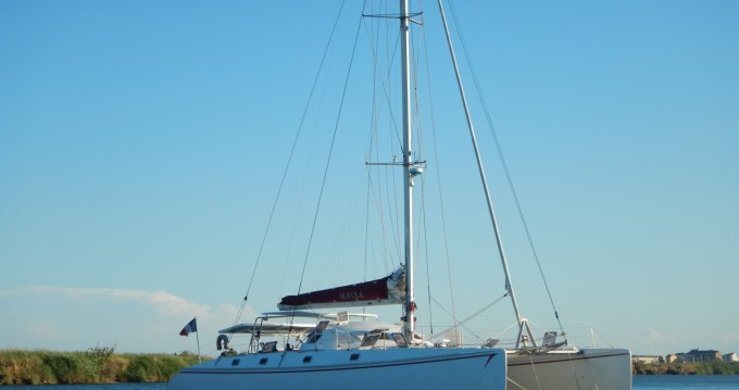 Rental Catamaran in Sète - Outremer 55 light