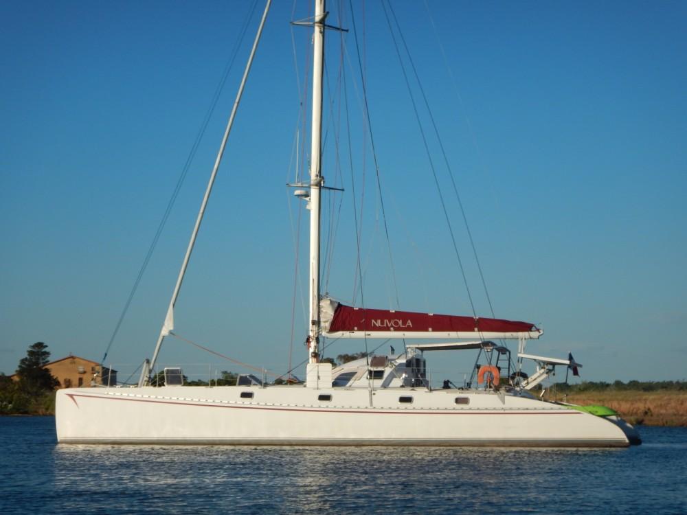 Rental yacht Sète - Outremer 55 light on SamBoat