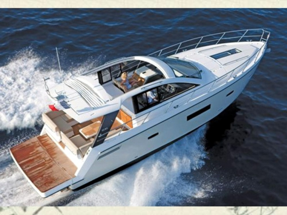 Boat rental Torrevieja cheap S450
