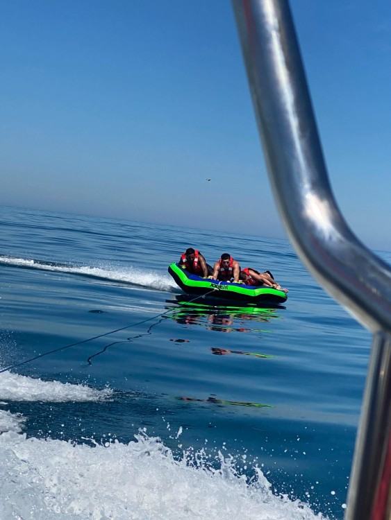 Hire RIB with or without skipper Capelli Palavas-les-Flots