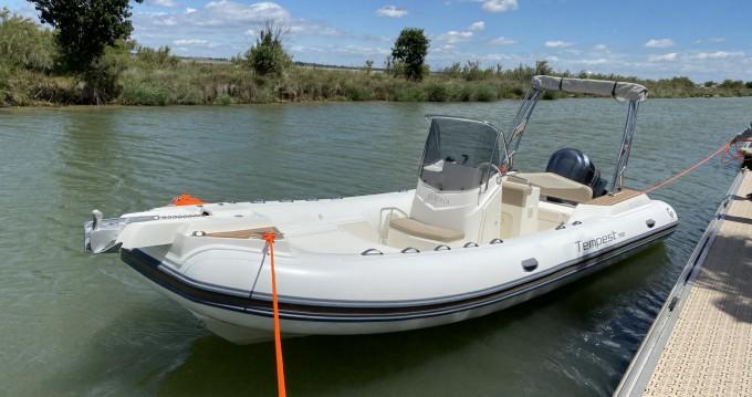 Rental yacht Palavas-les-Flots - Capelli Tempest 700 on SamBoat