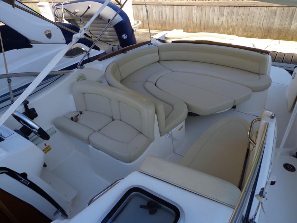 Rental Motorboat in Mandelieu-la-Napoule - Jeanneau Leader 805