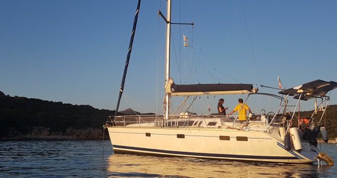Rental yacht Ajaccio - Hunter Hunter 40.5 Legend on SamBoat