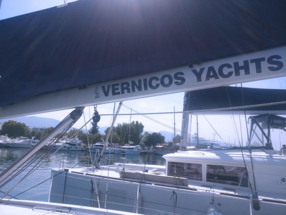 Rental yacht Álimos - Bénéteau Oceanis 55 on SamBoat