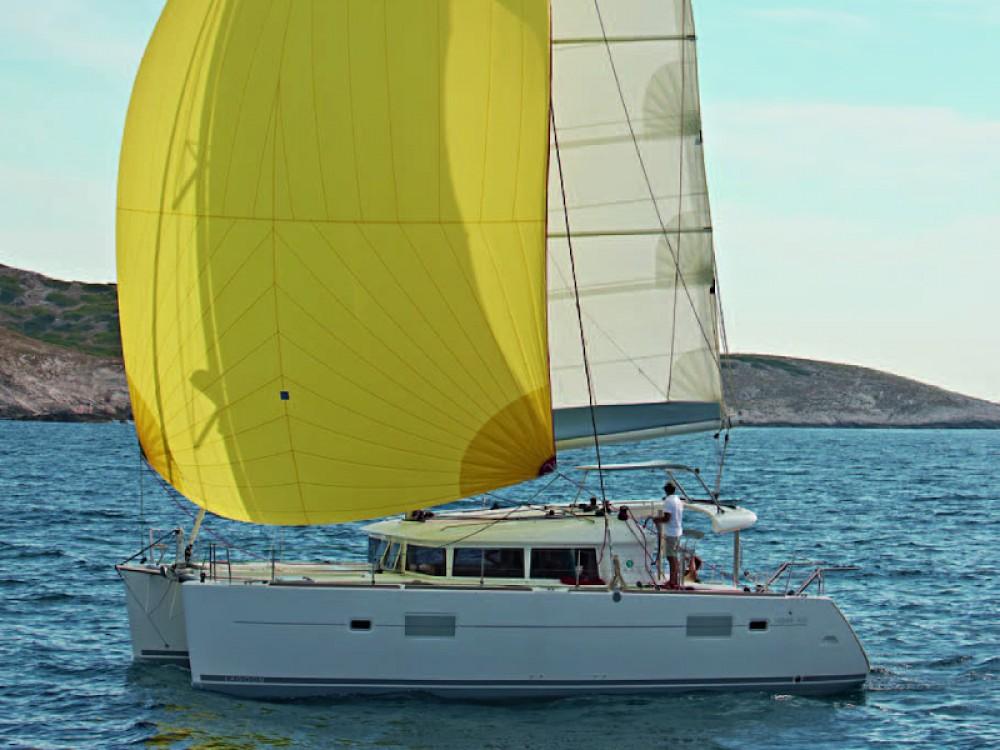 Boat rental Kontokali cheap Lagoon 400 S2