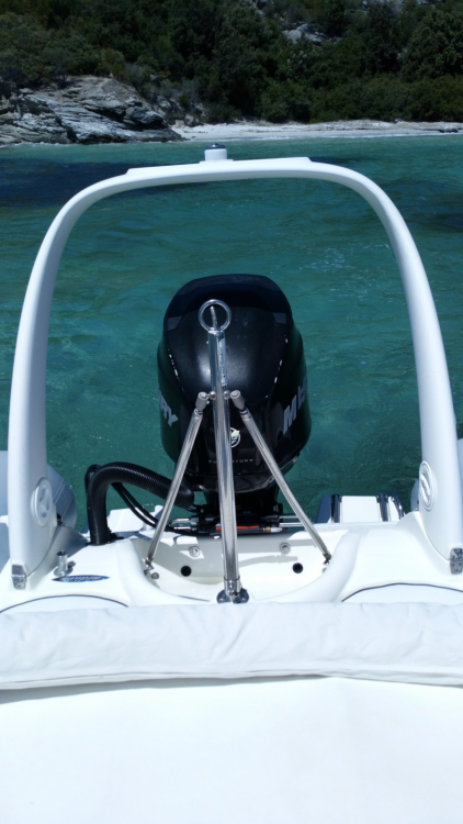 Rental RIB in Saint-Florent - Zodiac Medline II