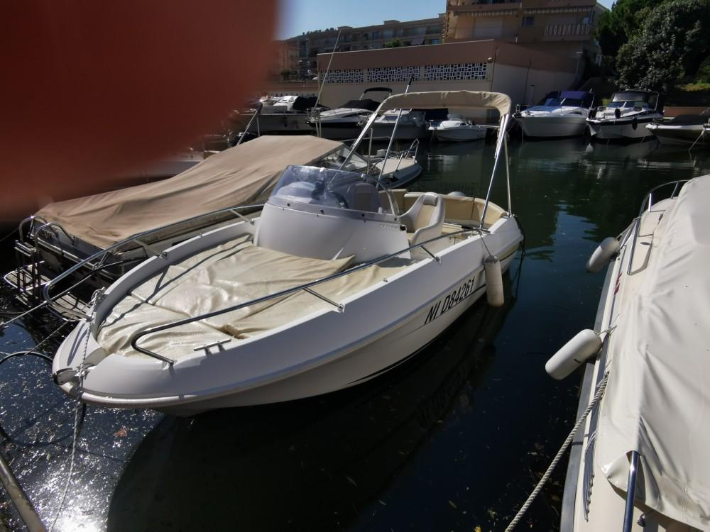 Rental yacht Mandelieu-la-Napoule - Bénéteau Flyer 550 Sun Deck on SamBoat