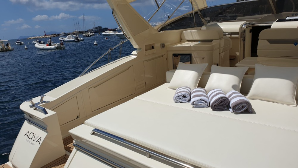 Hire Motorboat with or without skipper Ilver Naples