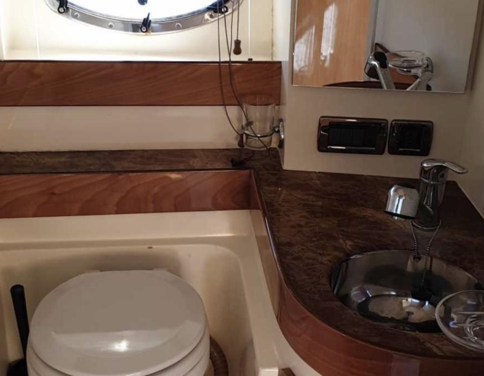 Boat rental Naples cheap Mirable 41