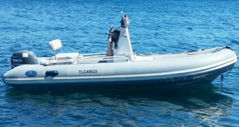 Rental yacht Antibes - Capelli Tempest 500 Work on SamBoat