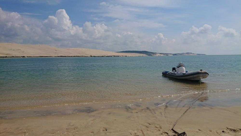 Boat rental Andernos-les-Bains cheap V520