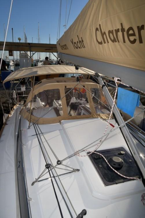 Rental yacht Athens - Jeanneau Sun Odyssey 349 on SamBoat