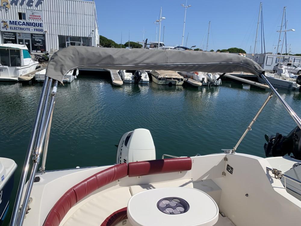 Boat rental Le Grau-du-Roi cheap Abaco 22 Sun Deck