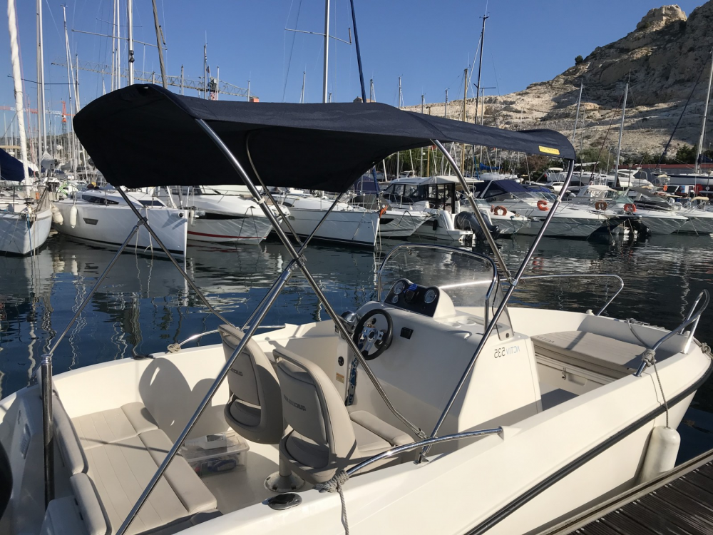 Quicksilver Quicksilver 535 Open between personal and professional Marseille