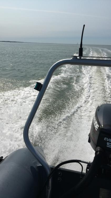 Boat rental Humber Sea Pro 5,0 in Meschers-sur-Gironde on Samboat