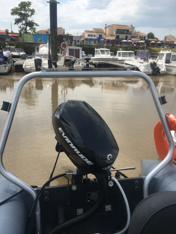 Boat rental Meschers-sur-Gironde cheap Sea Pro 5,0