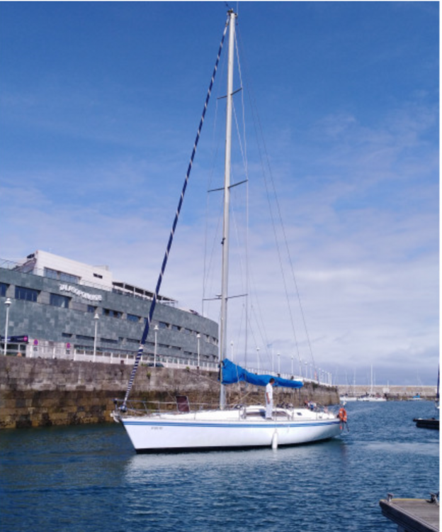 Rental yacht Gijón - Marte Brasil MD 454 on SamBoat