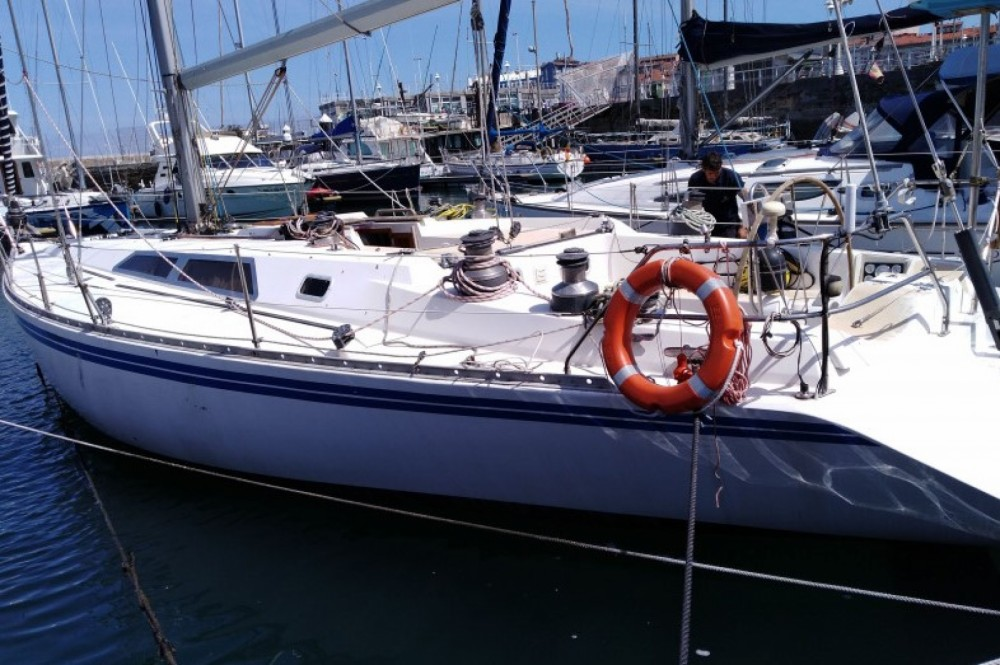 Hire Sailboat with or without skipper Marte Brasil Gijón
