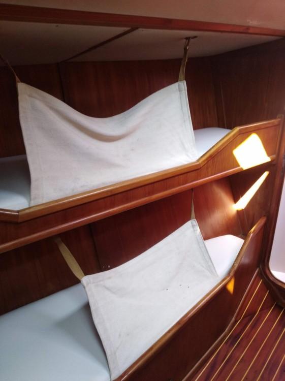 Rental Sailboat in Gijón - Marte Brasil MD 454