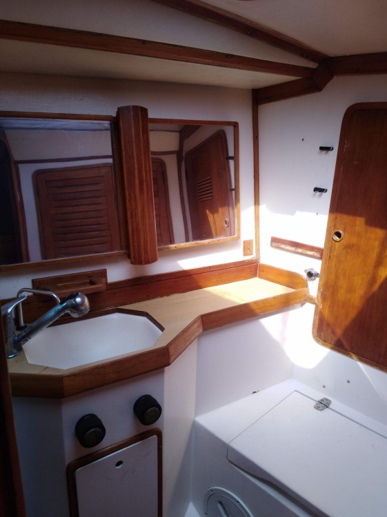 Rental Sailboat Marte Brasil with a permit