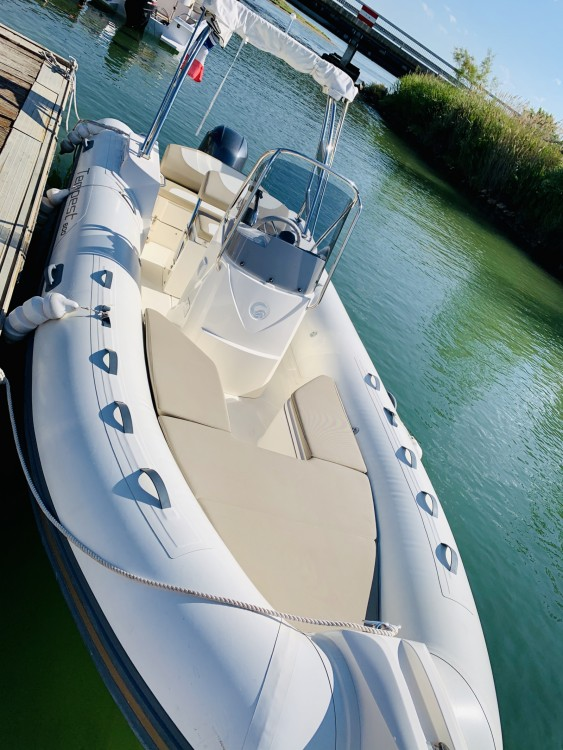 Hire RIB with or without skipper Capelli Mauguio