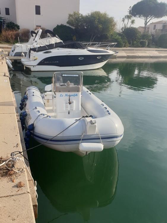 Boat rental Saint-Cyprien cheap Tempest 550