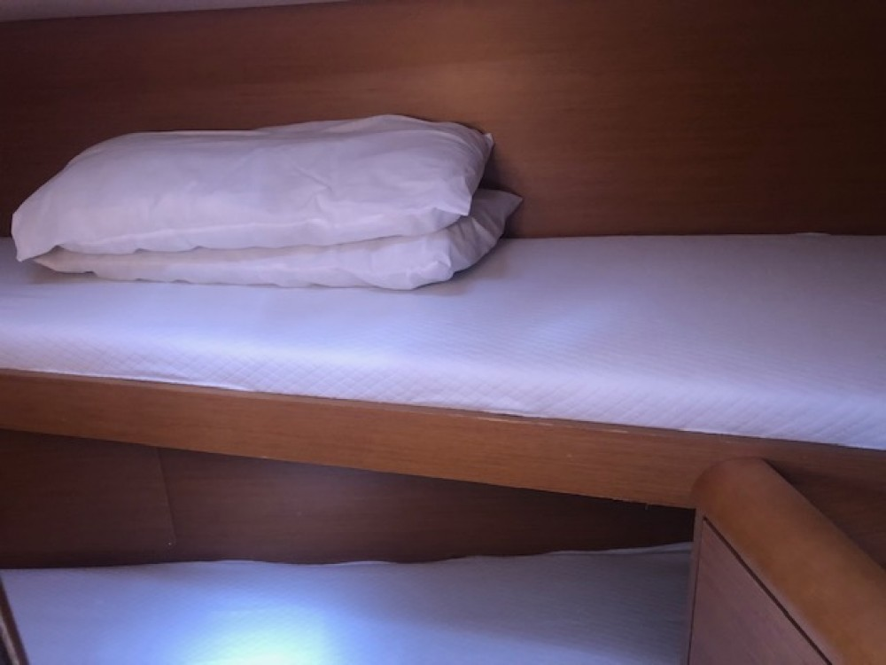 Rental yacht Sardinia - Jeanneau Sun Odyssey 439 on SamBoat
