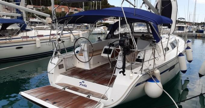Rent a Bavaria Cruiser 41 Split