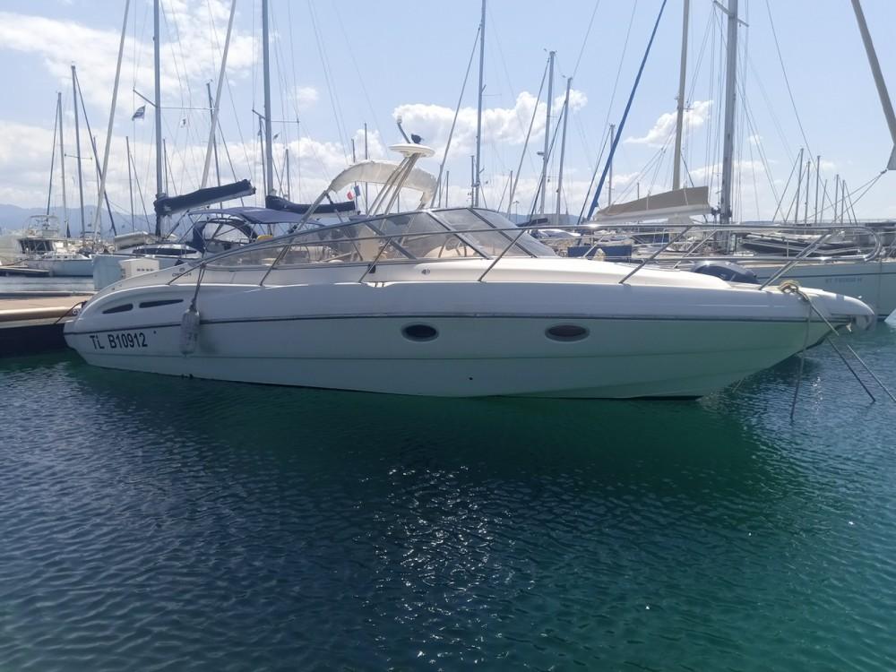 Boat rental Cranchi CSL 28 in Ajaccio on Samboat
